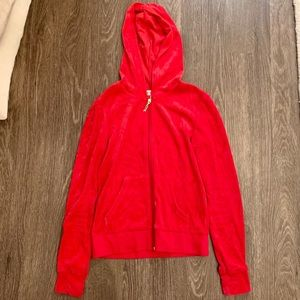 Juicy Couture Red Jacket